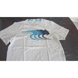 T-Shirt Airness Blanc Manches Courtes Taille Xl