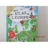 Mon Atlas De L'europe de piccolia