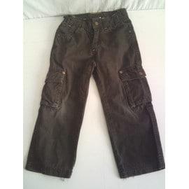 Pantalon Marron 4 Ans Sergent Major