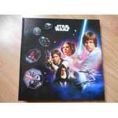 Classeur Star Wars Cosmic Shells Complet Collection E.Leclerc