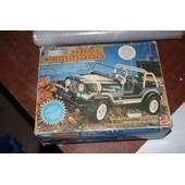 Jeep Drive Command Mattel Vintage