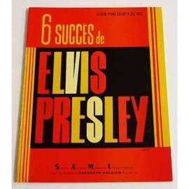 6 SUCCES DE ELVIS PRESLEY