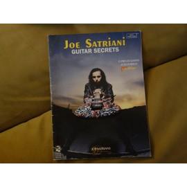 Joe Satriani Guitar Secrets