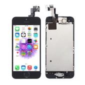 �cran Lcd + Vitre Tactile Complet Assembl� Pour Iphone 5s Noir + Outils