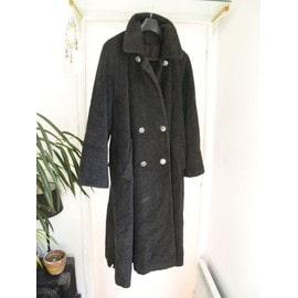 Manteau Autre Laine 50 Noir