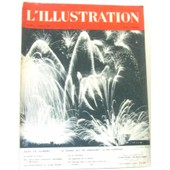 L'illustration N�4975 9 Juillet 1938 (Journal Hebdomadaire Universel, La Grande Nuit De Longchamp: Le Feu D'artifice) de Collectif