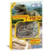 Clementoni Assortiment Fossiles De Dinosaures