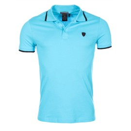 Redskins Homme - Polo East Mew Turquoise Hiver 2016/17