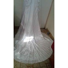 Robe De Mari�e Minnie Wedding Dress Satin 40 Blanc