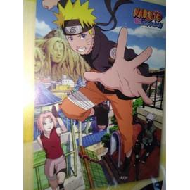 Affiche (Poster G�ant) Naruto 90cm Sur 60cm Vinyle