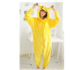 Pokemon Go Combinaison Animaux Pyjama Kigurumi Pikachu Adulte Femme S M L Xl Pour D�guisement Halloween/Toussaint