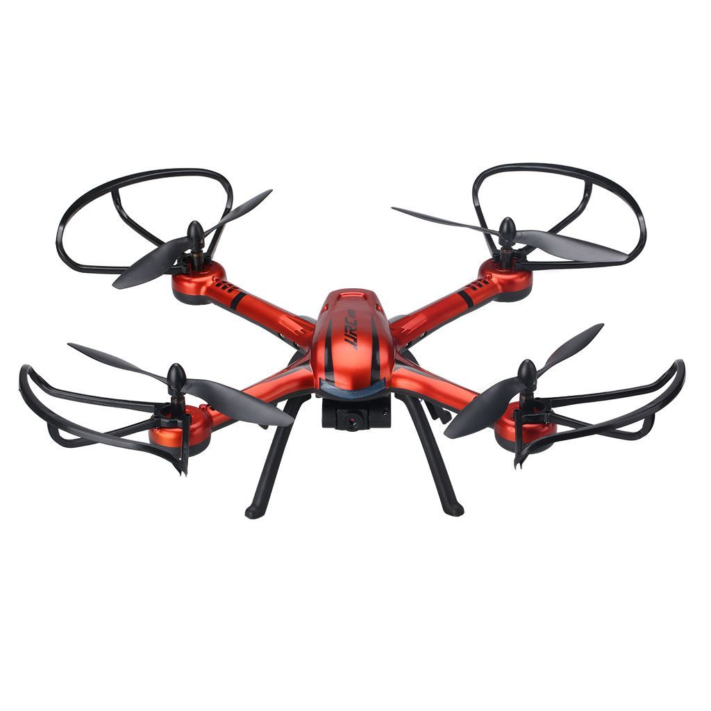 Jjrc H11d Quadcopter 5,8 G Fpv Drone Rc Avec 2.0mp Hd Tilt Camera Rtf Orange-Jjrc
