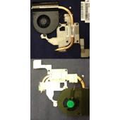 Radiateur/heatsink+ventilateur Fan Acer Aspire 5251,5551 60.PTQ02.001 AT0C6004DR0 AT0C6004AV0 AT0C6004AX0