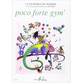 Poco forte Gym' [Partition] by Quoniam, Béatrice