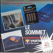 Le Sommet Varta (Dick Walter, Graham Preskett, Andy Clark, Graham De Wilde) - Fabrice & Jean-Pierre Foucault