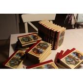 Collection Jules Verne Fran�ois Beauval En 24 Volumes; 1979