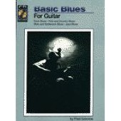 Basic Blues For Guitare