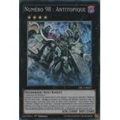 Carte Yu-Gi-Oh - Num�ro 98: Antitopique