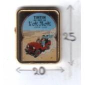 Tintin Au Pays De L'or Noir Orn-01