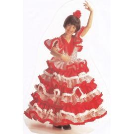 D�guisement Flamenco
