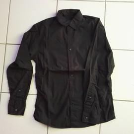 Chemise Celio Coton S Noir
