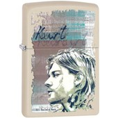 Briquet Zippo - Kurt Cobain