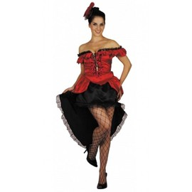 Costume French Cancan