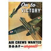 Militaria Ww2 - Photo Affiche Australienne