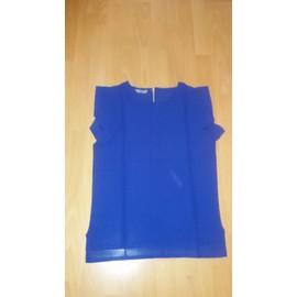 Debardeur Bleu