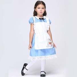 Eleyooner Costume Femme De Chambre D�guisement Robe Fille Cosplay Soir�e/Spectacle Taille S