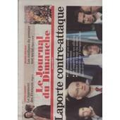Le Journal Du Dimanche / 21-10-2007 N�3171 Marc Lavoine / G�rard Darmon (3/4p) Thomas Dutronc (1/2p)