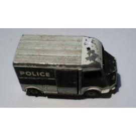 Miniature J.R.D. Fourgon Police Citro�n 1200k