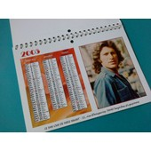Calendrier Mike Brant 2005