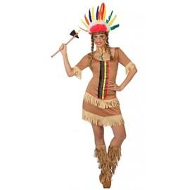 D�guisement Femme Indienne Pocahontas