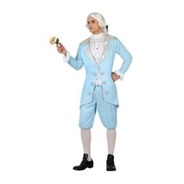 D�guisement Homme Marquis Bleu