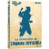 La Vengeance De L'homme Invisible - Combo Blu-Ray + Dvd de Ford Beebe