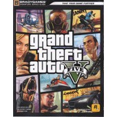 Grand Theft Auto 5 (Gta V) Official Game Guide - Xbox 360, Ps3 Ebook (English) 0