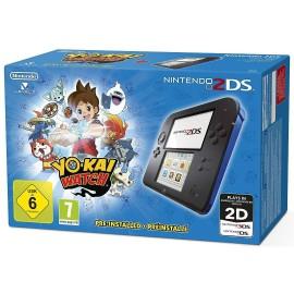 Image Console Nintendo 2ds + Yo Kai Watch Préinstallé