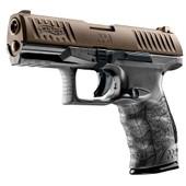 Pistolet Walther Ppq Gris Metal Gas Blow Back - Culasse Mobile