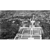 Carte Postale Ancienne -140 En Avion Sur Sceaux - Pilote Operateur R. Henrard - La Terrasse Le Chateau - L'allee D' Honneur - A Gauche Le Pavillon De L'aurore Et Le Lycee Lakanal - Au Fond Perspectiv
