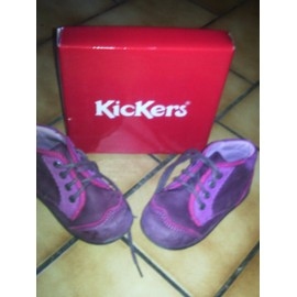Bottines Kickers 23 Multicolore