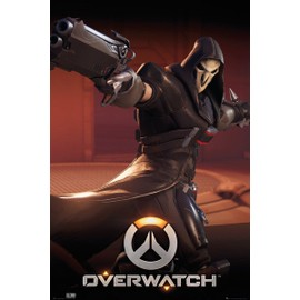 Unbranded Maxi Poster 61 X 91,5 Cm Overwatch Reaper