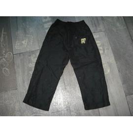 Pantalon Sans Marque Polyester 3 Ans Noir