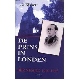 De prins in Londen - J. G. Kikkert