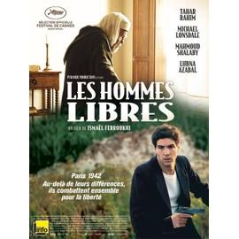Les Hommes Libres - V�ritable Affiche De Cin�ma Pli�e - Format 40x60 Cm - De Ismael Ferroukhi Avec Tahar Rahim, Michael Lonsdale, Mahmud Shalaby - 2011