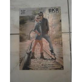 Affiche Bkr Bunker.