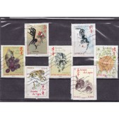 Timbres De France Theme Astrologie Chinoise