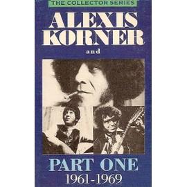 alexis korner k7 audio part one (1961 / 1969) The collector séries