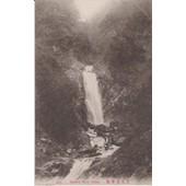 Japon : Hohto Fall , Nikko- 1910