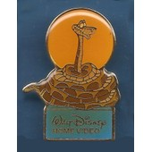 Pin's Kaa De La S�rie Le Livre De La Jungle (Walt Disney Home Video)